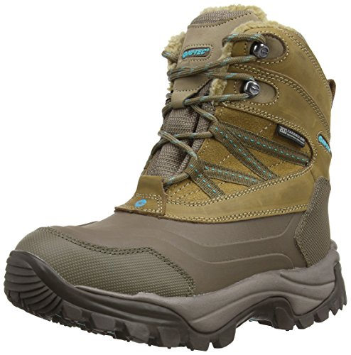 Hitachi Snow Peak 200 Wp Women'S - Botas de montaña Taupe/Mint