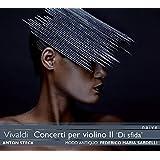 """Vivaldi: Concerti per violino, Vol. 2 - """"Di Sfida"""""""