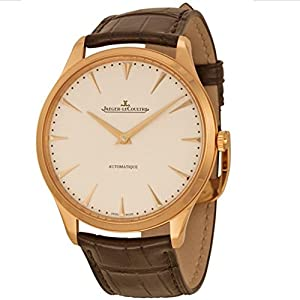 Best Epic Trends 51H7cPGSHML._SS300_ Jaeger LeCoultre Master Ultra Thin Automatic Rose Gold Mens Watch Q1332511