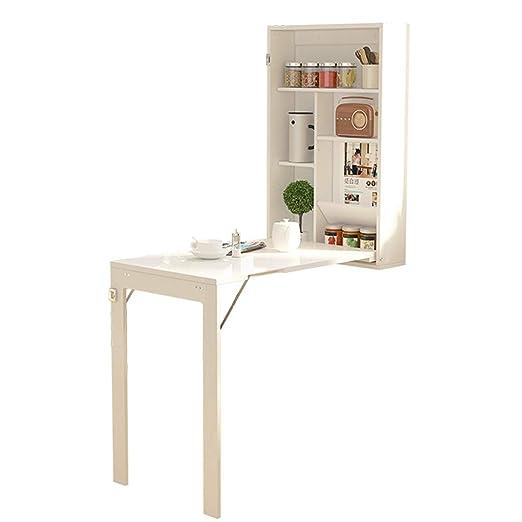 Mesas para ordenador Plegable Mesa De Comedor, Multi-Funcional De ...