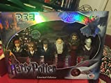 pez dispenser harry potter - Harry Potter Limited Edition PEZ Collector's Series