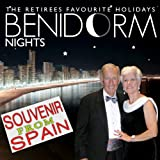 Souvenir from Spain. The Retirees Favourite Holidays. Benidorm Nights