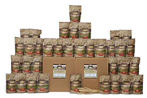 1 Year Value Long Term Pantry Supply of Healthy Freeze Dried Survival Food for Emergency Preparedness - Valley Food Storage...