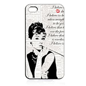 Audrey Hepburn Candy Case - iPhone 5 5S Case Breakfast at Tiffany's