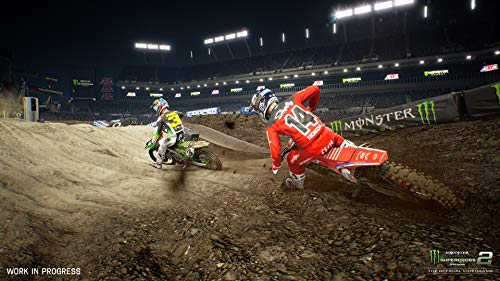 Monster Energy Supercross - The Official Videogame 2 - Nintendo Switch