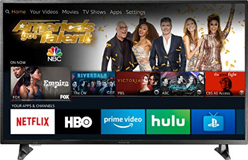 Insignia NS-50DF710NA19 50-inch 4K Ultra HD Smart LED TV HDR - Fire TV Edition (Best 4k Tv Under 50 Inches)