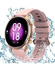 KOSPET Magic 4 Smart Watch for Men/Women Full Day Heart Rate Monitoring Blood Pressure/Sleep Monitoring/Women's Menstrual Cycle Reminder Smartwatch with 20 Sports Modes 5ATM Waterproof