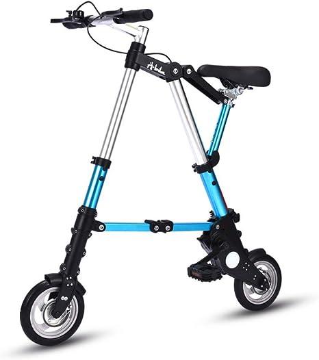 Mini Bicicleta Plegable Ultraligero 8