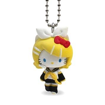Amazon.com: Hatsune Miku Vocaloid X hello kitty Crossover ...