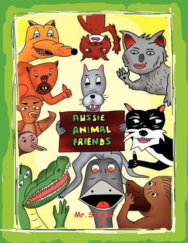 Download Aussie Animal Friends ebook