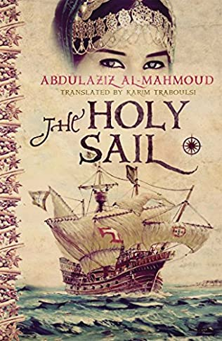 book cover of The Holy Sail