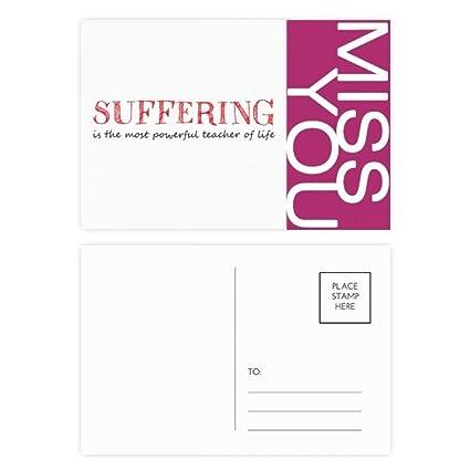 DIYthinker El sufrimiento cotización es el más poderoso ...