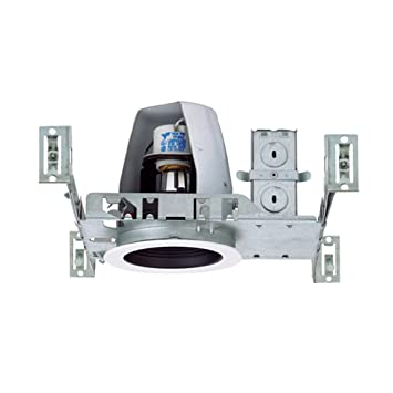 NICOR Lighting 19000A 4 Inch Airtight Universal Housing Recessed Can Light