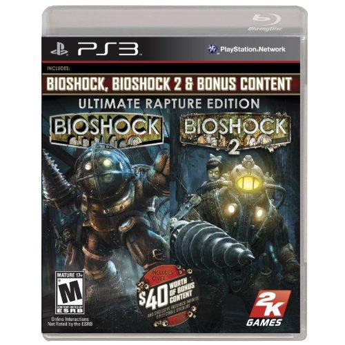 BioShock Ultimate Rapture Edition - Playstation 3 (Bioshock 1 Pc)