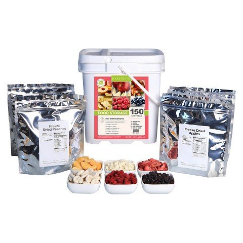 Lindon Farms Mixed Freeze Dried Fruits (150 Servings) by Lindon Farms