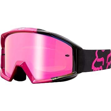Fox Main Master Goggles pink black 2018 cycling goggle  Amazon.co.uk ... 41259ba852