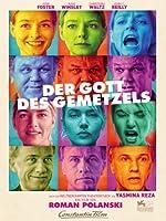 Filmcover Der Gott des Gemetzels