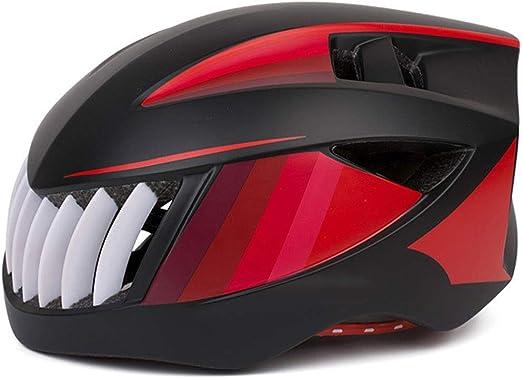 TKXZM Cascos De Bicicleta Montaña For Hombre For Mujer Casco ...