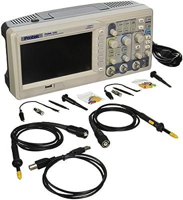 Protek 5200 200 MHz Digital Storage Oscilloscope