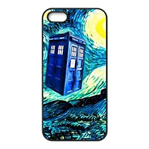 Cyber Monday Store Customize Doctor Who Cellphone Carrying Case for iphone 5 5S JN5S-2301