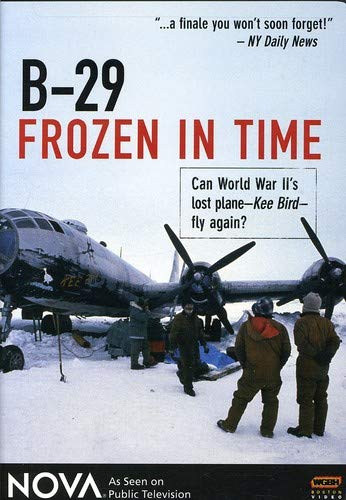 NOVA: B-29 Frozen in Time for sale  Delivered anywhere in USA