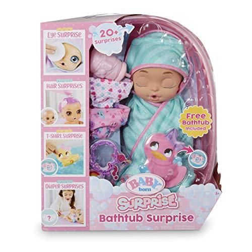 Baby Born Surprise Bathtub