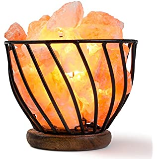 Amazon.com: Black Tai Salt Co. 50-60 lbs Salt Lamp with cord by ...