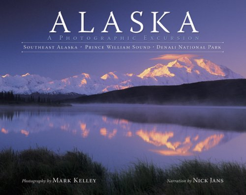 Photographer Mark Kelley and narrator Nick Jans are long-time Alaska residents. Their familiarity with, and love of, the largest US state is on display in Alaska: A Photographic Excursion. The book exquisitely combines beautiful photography and an in...