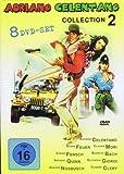 Adriano Celentano Collection 2 - 8 DVD Box