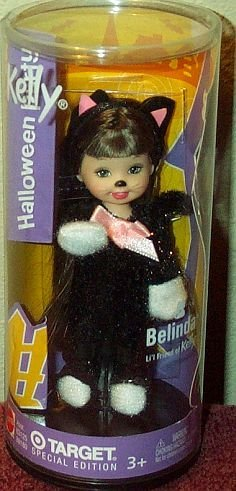 Barbie Kelly Club Belinda As a Kitten 4