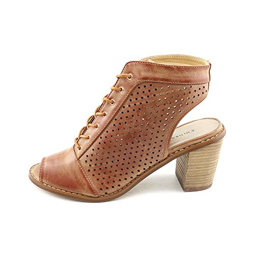 Chinese Laundry Kvinner Cambridge Booties Tan