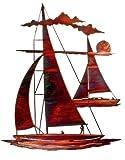 Thirstystone Catch'n Sail Wall Art, 24-Inch