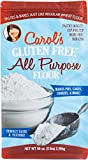 Gluten Free Flour - Carol's Gluten Free All Purpose Flour Blend - 5 lb - Used for baking, pizza, cakes, cookies, muffins