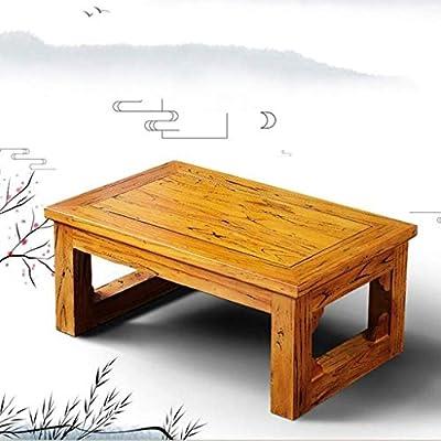 Good Tv - Mesa auxiliar de roble para TV, mesa de café, mesa de ...