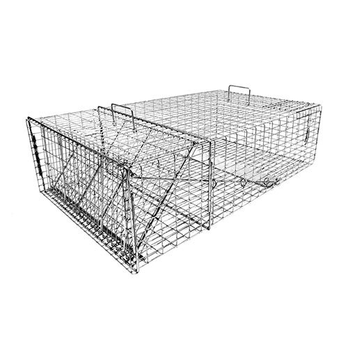 Tomahawk Model 404R Rigid Turtle Trap for up to 100 lb Turtles 40x24x11 by Tomahawk Live Trap