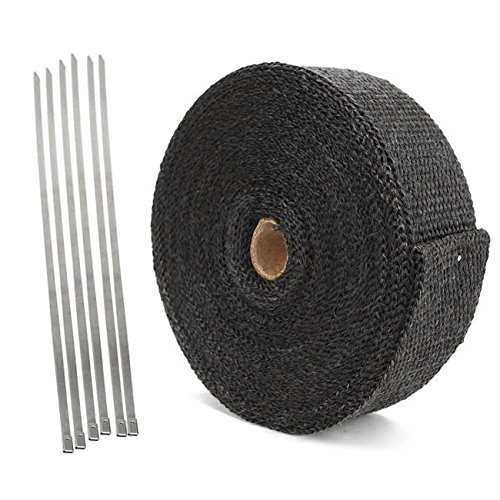 Exhaust Heat Wrap - 9