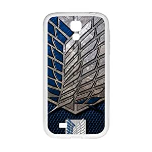 attack on titan Phone Case and Cover Samsung Galaxy S4 Case