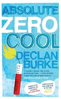 Absolute Zero Cool by [Burke, Declan]