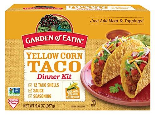 (Garden of Eatin' Yellow Corn Taco Dinner Kit, 12 Count)