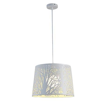 TXDZ Luz de techo LED Moderno Tres anillos Lámpara de diseño ...