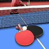 KINMINGZHU 2pcs-70.8 inches Table Tennis