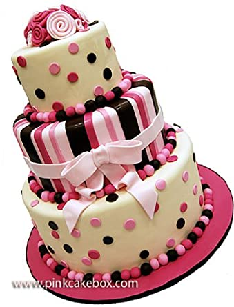 Pink Cake Box Cakes Kindle Edition