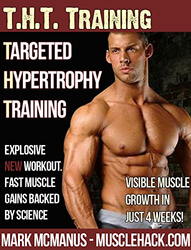 Targeted Hypertrophy Training THT MuscleHack ebook product image