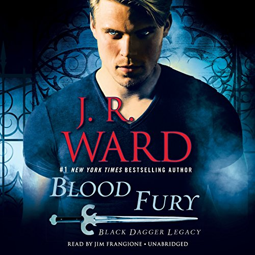 Blood Fury: Black Dagger Legacy