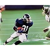 Mike Pinball Clemons Autographed 8x10 - Football CFL