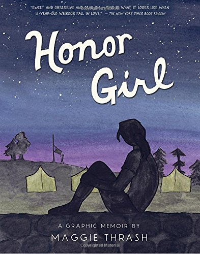 Honor Girl: A Graphic Memoir PDF
