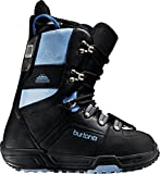 Burton Progression Womens Snowboard Boot 2009, Charcoal/Grey, 4