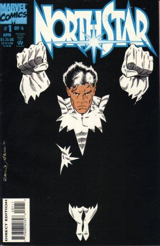 North Star; Volume 1. No. 1 April 1994 #1 of 4 (Marvel Comics) (North Star) - Northstar Marvel Comics