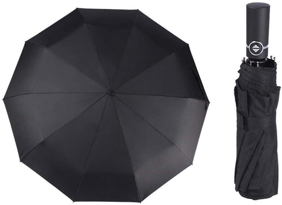 TtKj Folding Umbrella Unisex Fashion Personality Automatic Creative Gift Advertising Umbrella