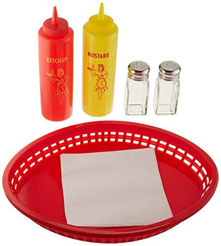 (TableCraft H1955 Classic Picnic Pack Set, Multicolor)